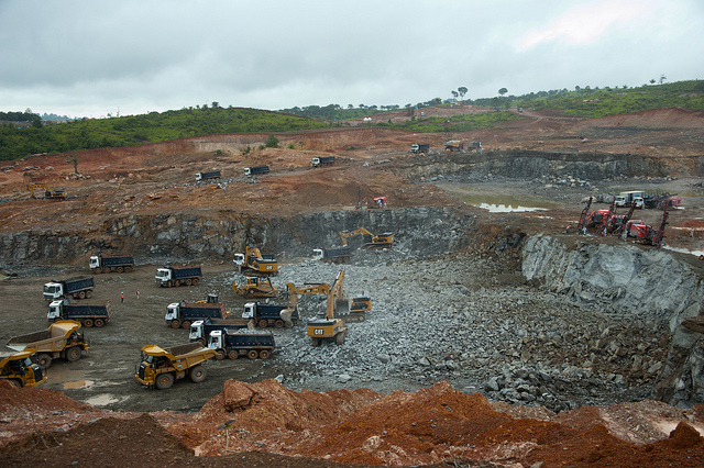 Belo Monte Construction